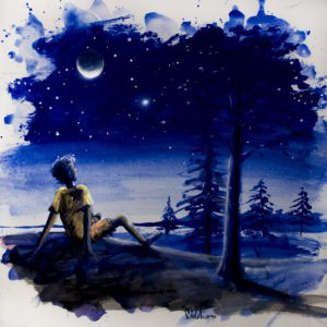 Dall'altra parte della Luna. Gurada le stelle di Massimo Melchiorri