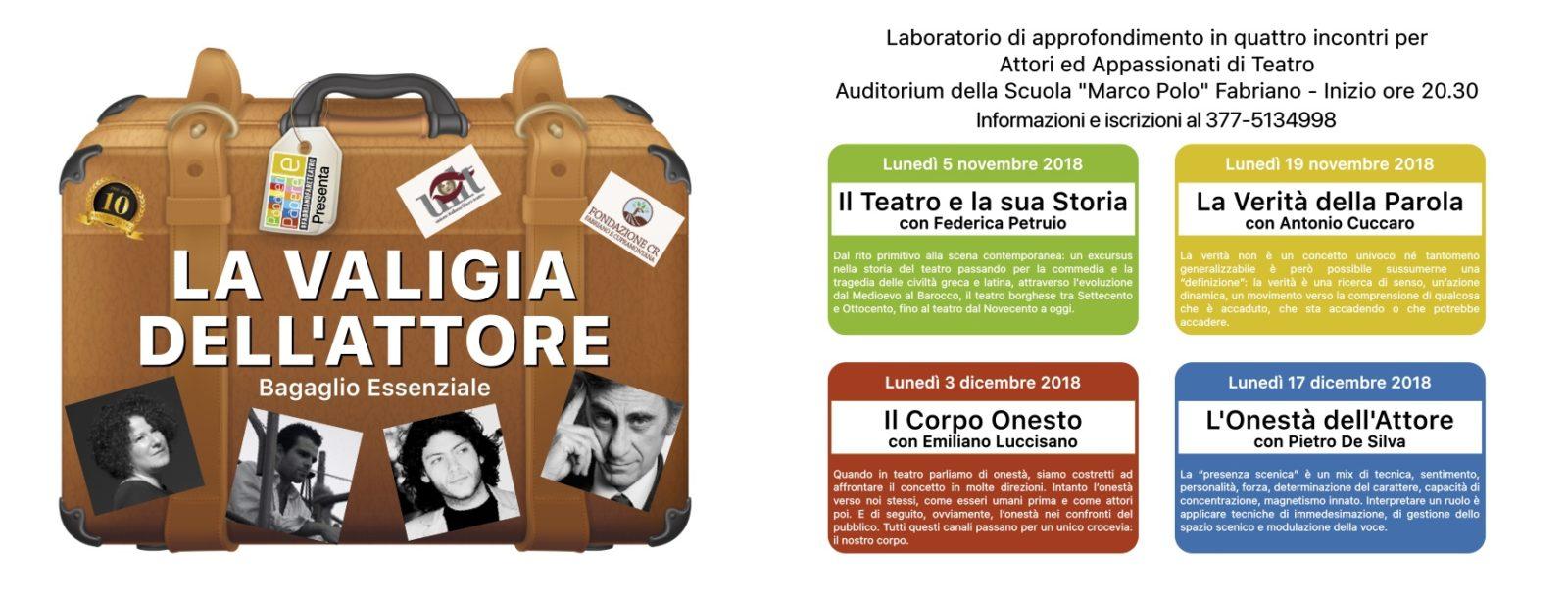 La valigia dell'attore